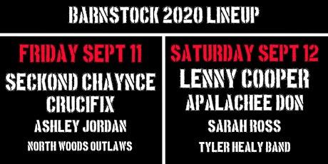 Barnstock 2020 (Tailgate Edition) tickets