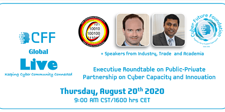 CFF Live Global - Germany Executive Global Roundtable tickets