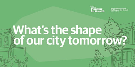 What's the shape of our city tomorrow? tickets