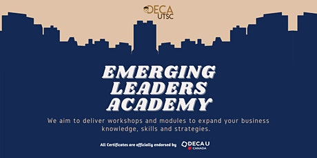 Emerging Leaders Academy tickets