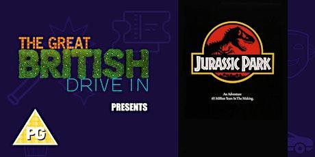Jurassic Park (Doors Open 18:20) tickets