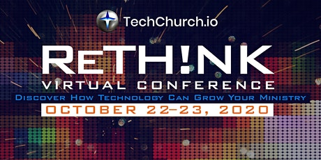 ReThink Virtual Conference tickets