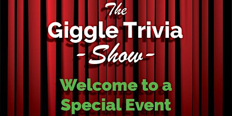The Giggle Trivia Show! - Stafford Tavern MONDAY NIGHTS! tickets