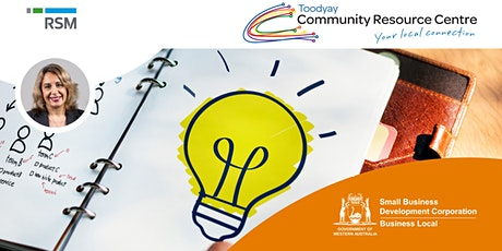 Starting a Business (Toodyay) tickets