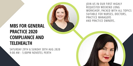 MBS for General Practice 2020 - Compliance and Telehealth tickets