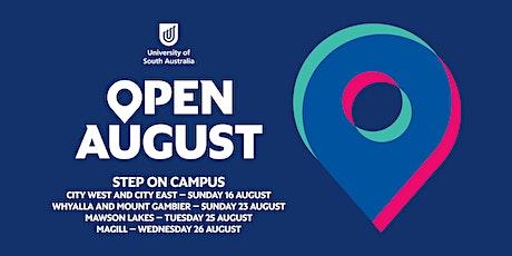 UniSA Online Campus Tours - Whyalla tickets