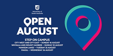 UniSA Information Technology Campus Tours - Mawson Lakes tickets