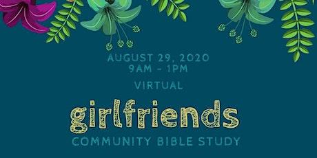 Girlfriends Community Bible Study tickets
