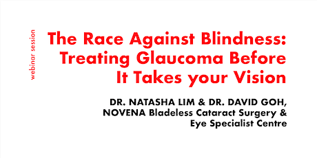 [FREE WEBINAR] Consult Ophthalmologists for Glaucoma tickets