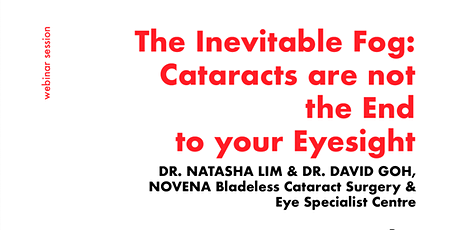 [FREE WEBINAR] Consult Ophthalmologists for Cataracts tickets