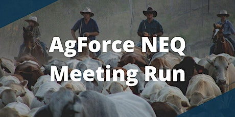 Bowen AgForce North East meeting tickets