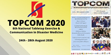 TOPCOM VIIl 2020 tickets