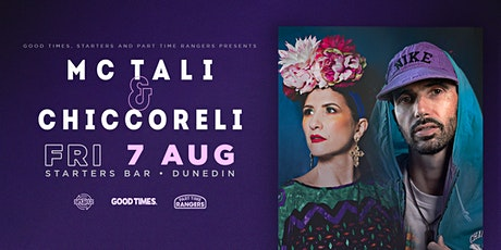 MC Tali & Chiccoreli | Dunedin tickets