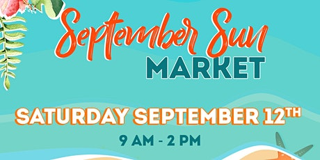 Aloha Home Market's 'September Sun' Pop-Up Market! tickets