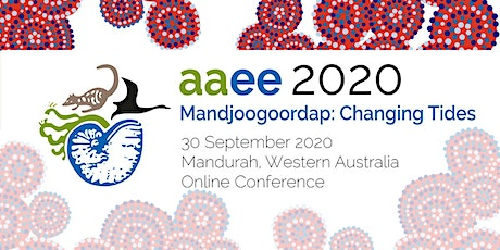 Australian Association for Environmental Education (AAEE) 2020 Conference tickets