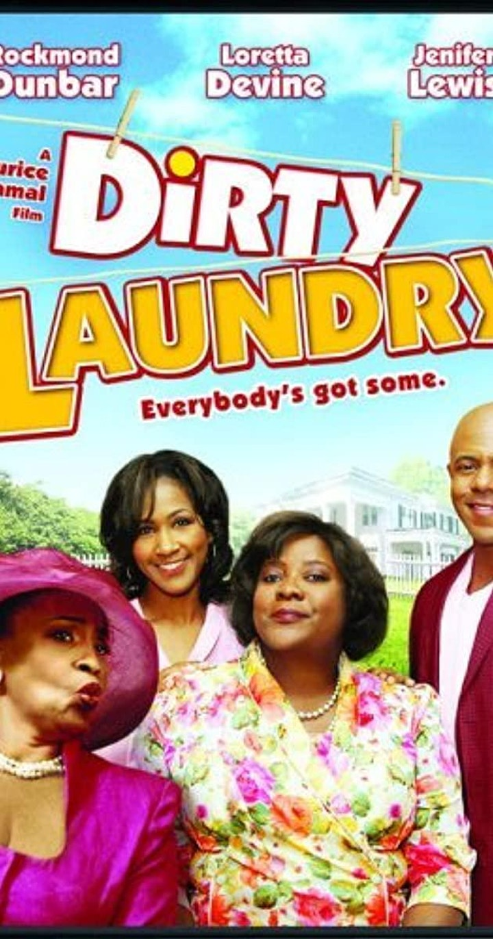 Black Alphabet Film Festival- Dirty Laundry image