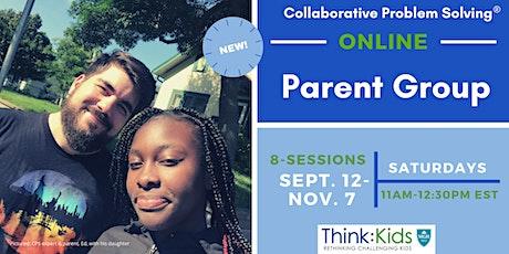 Think:Kids 8-Week Online Parent Class| Saturdays 11am-12:30pm EST/8amPST tickets