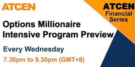 Options Millionaire Intensive Program Preview tickets