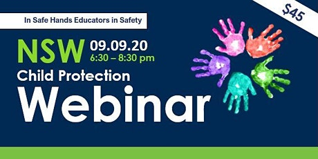 "Child Protection ""Legal & Practical Response to Child Abuse"" Webinar  NSW tickets"