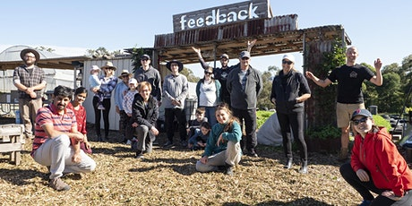Feedback Organic Family Open Day tickets