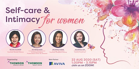 Self-care and Intimacy for Women tickets