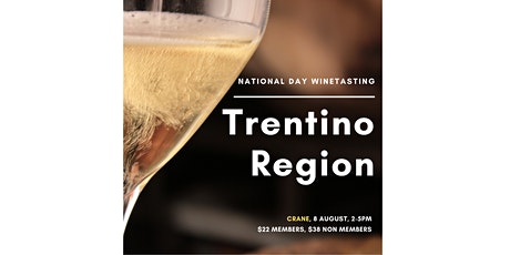 National Day Weekend Wine Tasting tickets