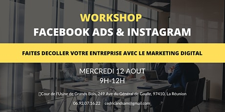 Workshop Facebook ADS & Instagram billets