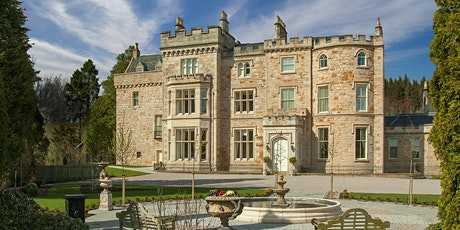 The Luxury Scottish Wedding Show | Crossbasket Castle tickets