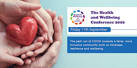 Health and Wellbeing Conference tickets
