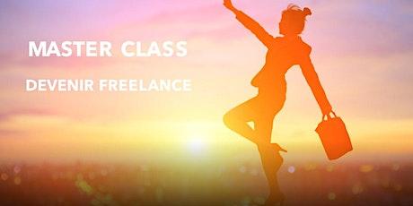 Master Class - Devenir Freelance tickets