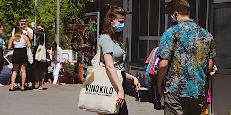 Vintage Kilo Pop Up Store • Leipzig • VinoKilo Tickets