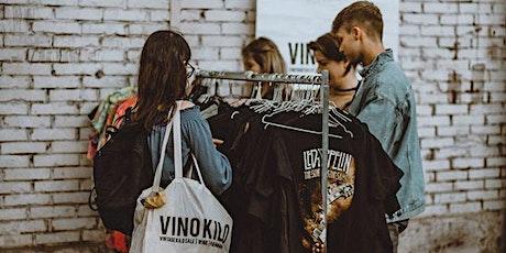 Cancelled: Vintage Kilo Pop Up Store • Biel / Bienne • VinoKilo Tickets