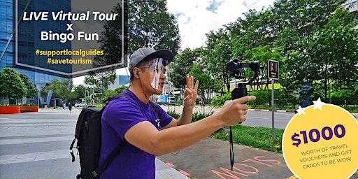 Virtual Bingo Tour - Rediscover Singapore
