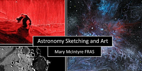 Astronomy Sketching and Artwork tickets