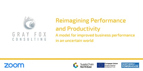 Reimagining Performance and Productivity in an uncertain world tickets