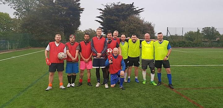 Recreational Football Gosport Bridgemary School image