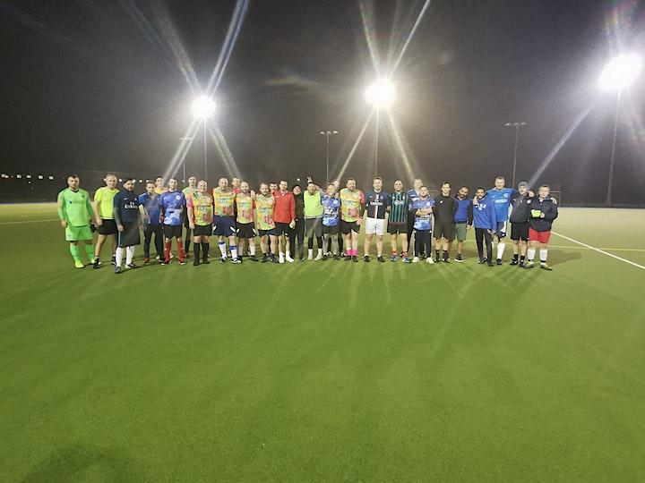 Recreational Football  Portsmouth- Wednesday image