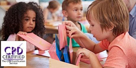 Dyslexia Awareness Training- September tickets