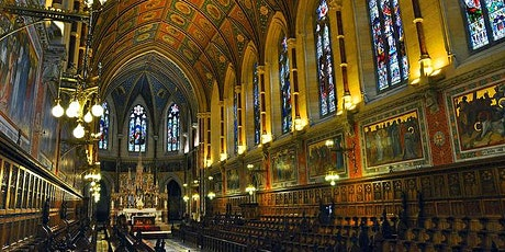 Tour of Maynooth College Chapel by Dr. John-Paul Sheridan tickets
