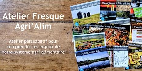 La Fresque Agri'Alim @ Le Pavillon des Canaux billets