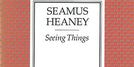Book Club: Seeing Things tickets