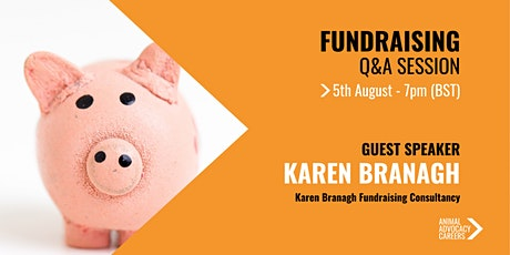 Free Fundraising Q&A Session tickets