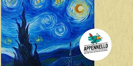 Petriano (PU): Stelle e Van Gogh, un aperitivo Appennello biglietti