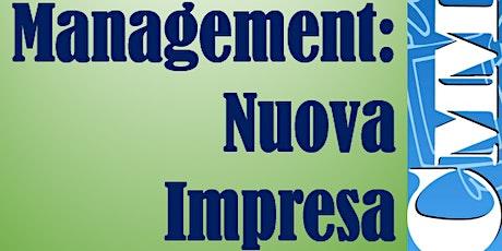 "Programma ""Customer Management: Nuova Impresa"" biglietti"