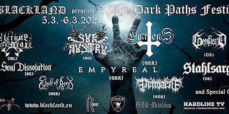 3.The Dark Paths Festival Tickets