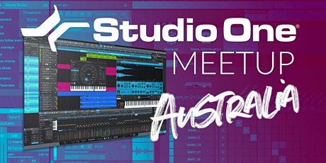 Studio One E-Meetup - Australia tickets