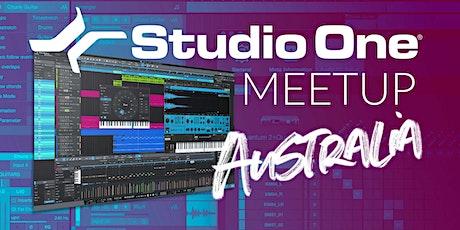 Studio One E-Meetup - Australia Tickets