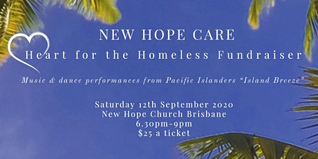 New Hope Care- Heart for the Homeless Fundraiser tickets