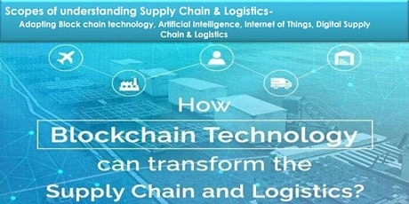 Re-shaping the future of Supply Chain post-global Pandemic 2020 tickets