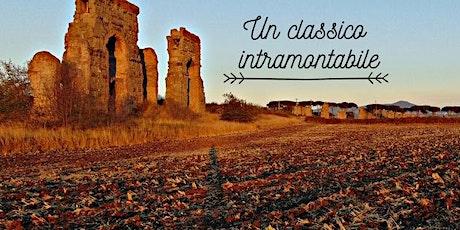 ANNULLATO - Tramonto sugli Acquedotti di Roma Antica biglietti